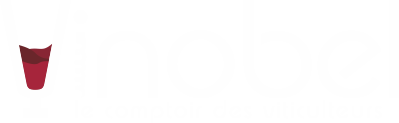 Logo Vinobel blanc