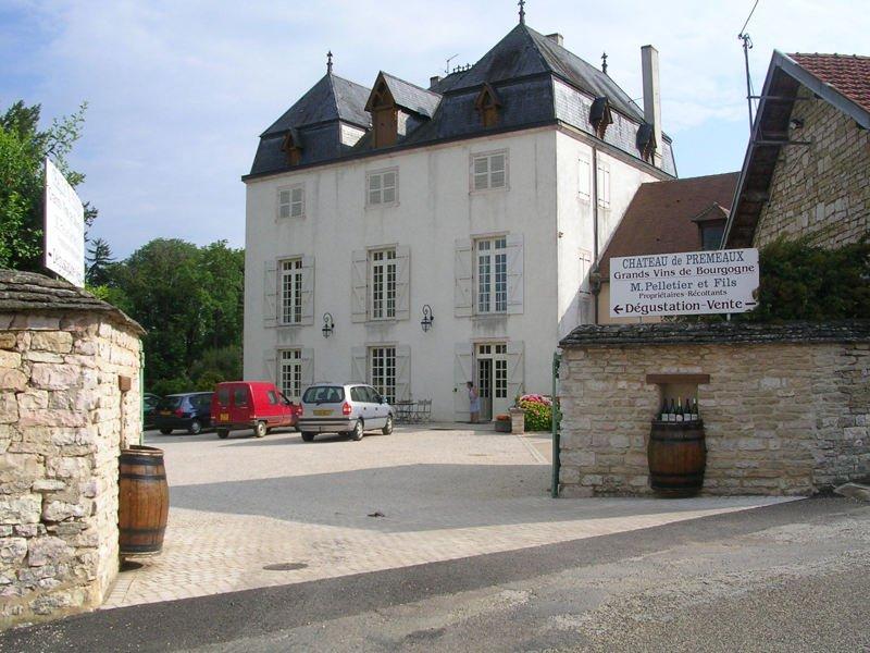 Château de Prémeaux