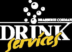 Logo Brasserie Corman Drink Service